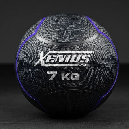 Fitness Med Ball 7 kg Xenios USA Equipement Functional Xenios USA  BSA PRO