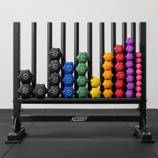 Rack Haltères Fitness Xenios USA Storages Xenios USA  BSA PRO