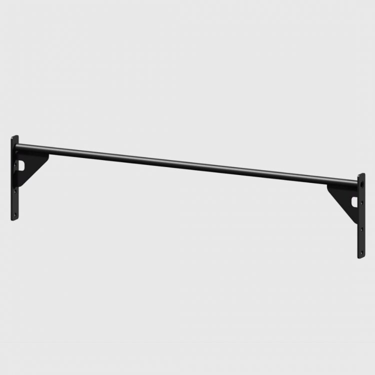 Barre Muscle Up 168 cm Extra Grip noire Elements Stations Cross training Xenios USA  BSA PRO