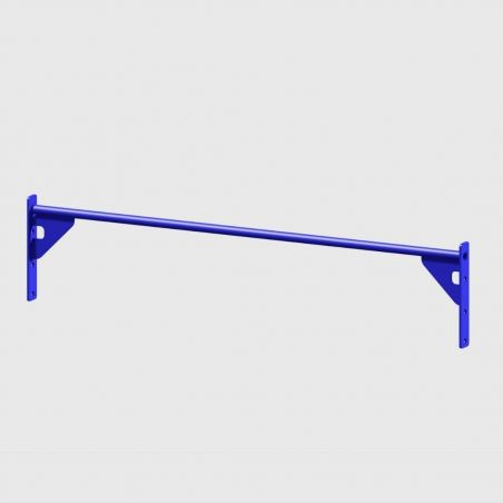 Barre Muscle Up 168 cm Extra Grip bleue Elements Stations Cross training Xenios USA  BSA PRO