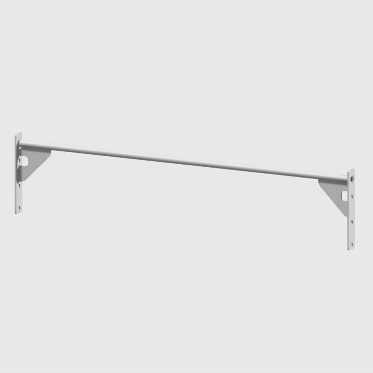 Barre Muscle Up 168 cm Extra Grip blanche Elements Stations Cross training Xenios USA  BSA PRO