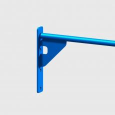 Barre Muscle Up 168 cm Extra Grip bleue clair Elements Stations Cross training Xenios USA BSA PRO