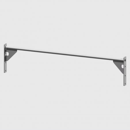 Barre Muscle Up 168 cm Extra Grip grise Elements Stations Cross training Xenios USA  BSA PRO