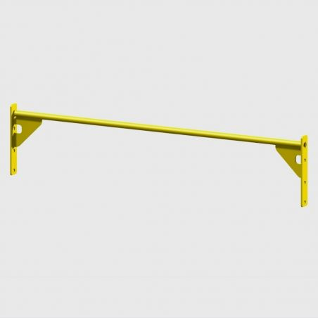 Barre Muscle Up 168 cm Extra Grip jaune Elements Stations Cross training Xenios USA  BSA PRO