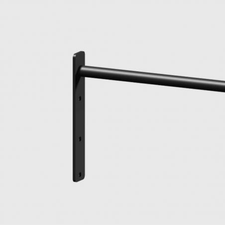 Barre Muscle Up 104 cm Extra Grip noire Elements Stations Cross training Xenios USA  BSA PRO