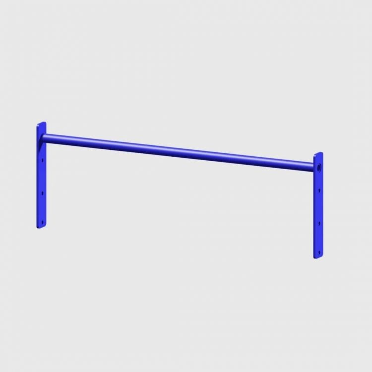 Barre Muscle Up 104 cm Extra Grip bleue Elements Stations Cross training Xenios USA  BSA PRO