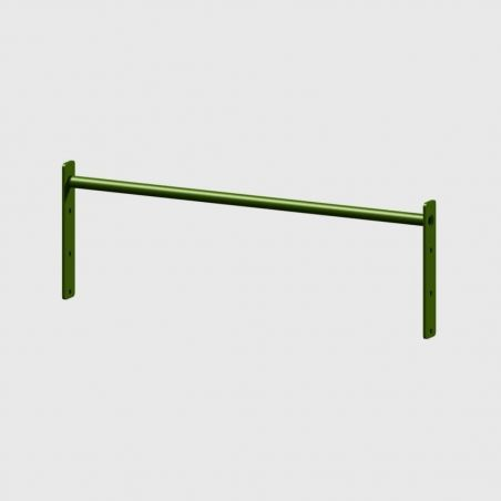 Barre Muscle Up 104 cm Extra Grip verte Elements Stations Cross training Xenios USA  BSA PRO