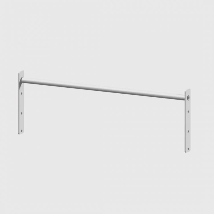 Barre Muscle Up 104 cm Extra Grip blanche Elements Stations Cross training Xenios USA  BSA PRO