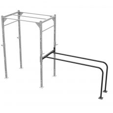 Parallel Bar Calisthenics Magnum Series Xenios USA Elements Stations Cross training Xenios USA  BSA PRO