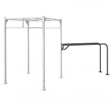 Calisthenics Parallel Corner Bar Xenios USA Elements Stations Cross training Xenios USA  BSA PRO