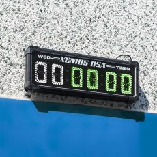 WOD Timer Outdoor Xenios USA Box Equipement Xenios USA  BSA PRO
