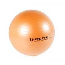 Ballon anti crevaison orange Ballons Fitness  BSA PRO