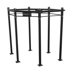 Station Hexagon SR HEXPRO Cages functional training  BSA PRO
