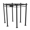 Station Hexagon SR HEXPRO, Cages functional training