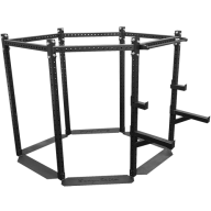 Station Hexagon SP HEX basic, Cages functional training