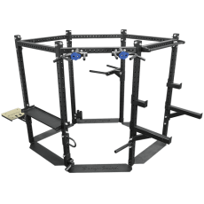 Station Hexagon SP HEX advanced Cages functional training  BSA PRO
