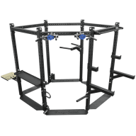 Station Hexagon SP HEX advanced, Cages functional training