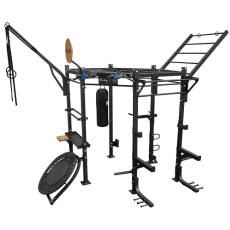 Station Hexagon SP HEXPRO club Cages functional training  BSA PRO