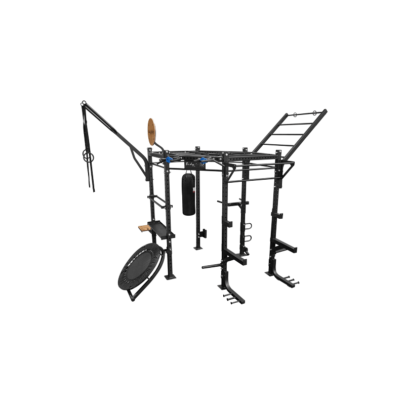 Station Hexagon SP HEXPRO club, Cages functional training