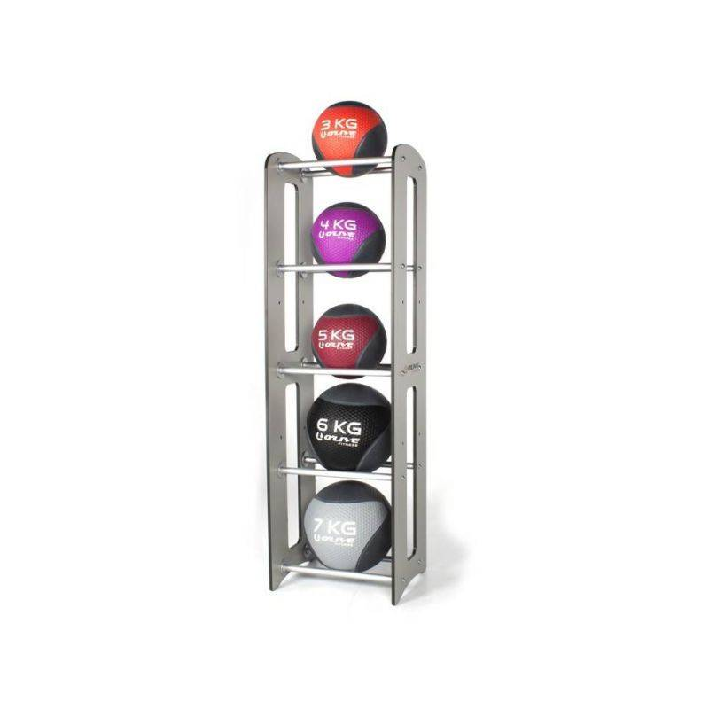Rack pour medecine balls Racks Functional Training