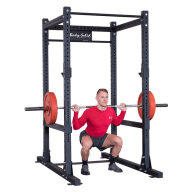 Power rack noir