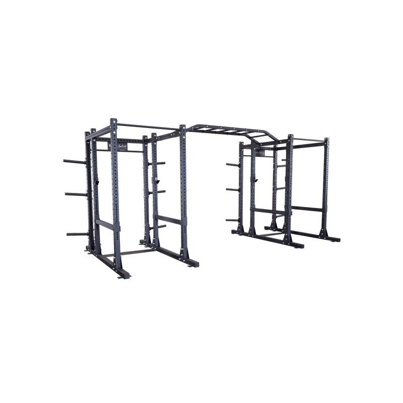 Power rack double extended, Squat et powerlift