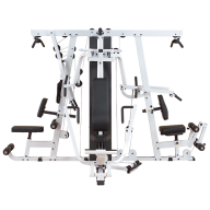Multigym leg press