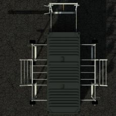 Container Cross Training Force two - 20 Pieds Container Stations  BSA PRO