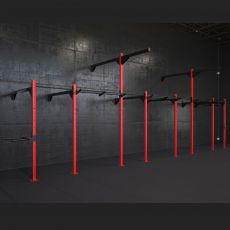 Structure crossfit Elite Rig Wall 8 Cages limited series  BSA PRO