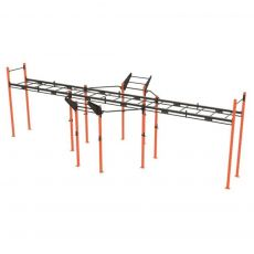 Station Tactical Octogone Navy Cages limited series  BSA PRO