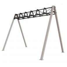 Station 3 m Suspension training Stations functional  BSA PRO