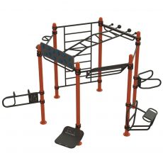 Station Functional Outdoor Hex Station Functional Outdoor  BSA PRO