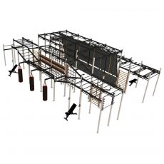Obstacle et Ninja Multi Rig Cages limited series  BSA PRO