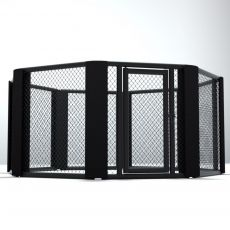 Cage MMA 4 x 4 Octogonale floor Cages MMA  BSA PRO
