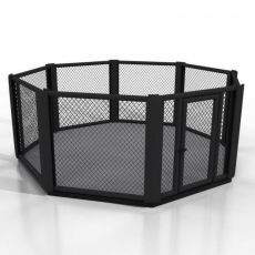 Cage MMA 4 x 4 Octogonale 10 cm Cages MMA  BSA PRO