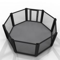 Cage MMA 5 x 5 Octogonale 10 cm Cages MMA  BSA PRO