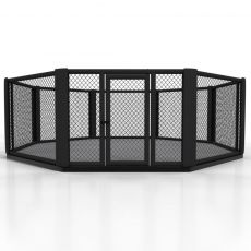 Cage MMA 6 x 6 Octogonale 10 cm Cages MMA  BSA PRO