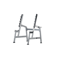 Squat rack BH L845, Squat et powerlift