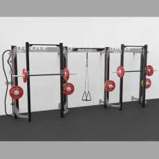 Rack Studio Functional ONE + 592 cm Cages functional training  BSA PRO