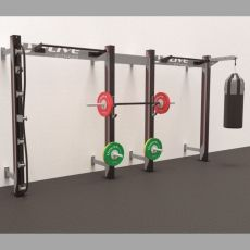 Wall Studio Functional ONE + 486 cm Cages functional training  BSA PRO