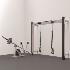 Wall Studio Functional ONE + 278 cm Cages functional training  BSA PRO