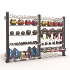 Wall Storage Functional ONE + 381 cm Cages functional training  BSA PRO
