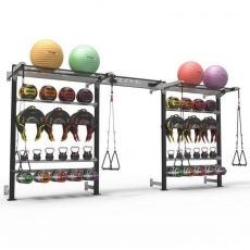 Wall Storage Functional ONE 551 cm Cages functional training  BSA PRO