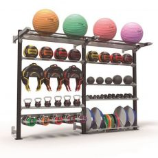 Wall Storage Functional ONE 371 cm Cages functional training  BSA PRO
