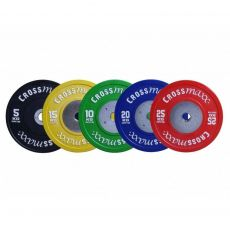 Competition bumper plate Disques cross training  BSA PRO