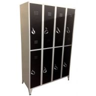 Armoire 8 casiers 300 mm