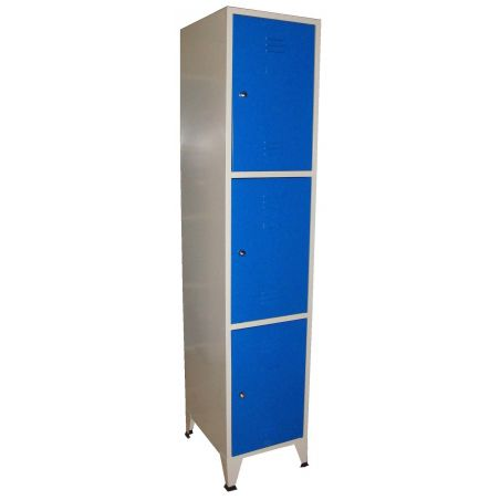 Armoire 3 casiers 300 mm
