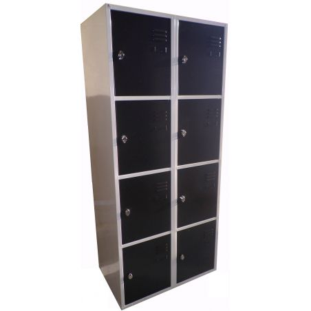 Armoire 8 casiers 300 mm A28