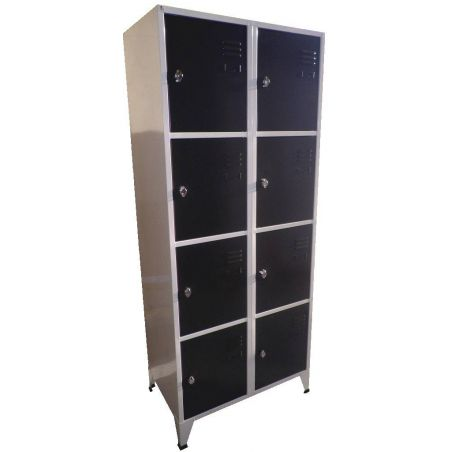 Armoire 8 casiers 400 mm B28