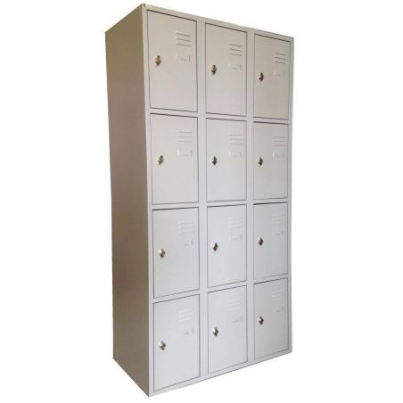 Armoire 12 casiers 300 mm A12